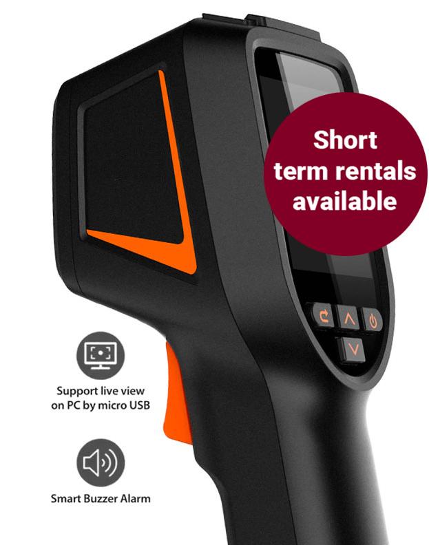 T20 Pro Handheld Body Temperature